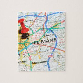 Le Mans, France Jigsaw Puzzle