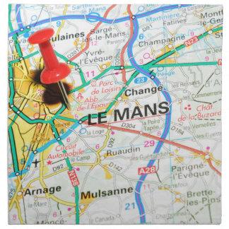 Le Mans, France Napkin