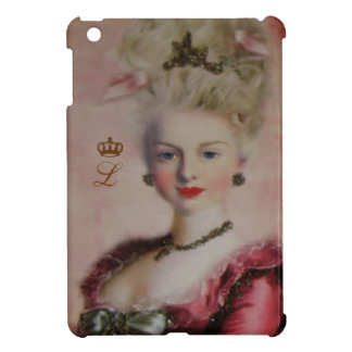 Le Marie Antoinette ~ iPad Mini Plastic Case iPad Mini Covers