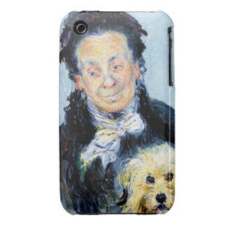 Le Mere Paul Claude Monet iPhone 3 Case-Mate Case
