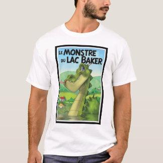 Le Monstre du Lac Baker T-Shirt
