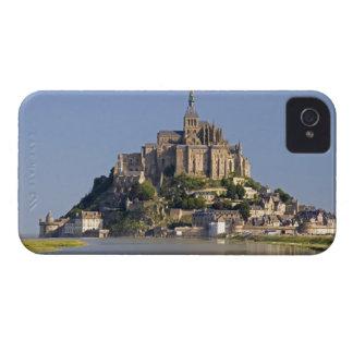 Le Mont Saint Michel in the region of iPhone 4 Case-Mate Case