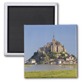 Le Mont Saint Michel in the region of Magnet