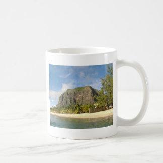 Le Morne - Mauritius Basic White Mug