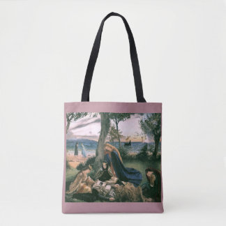 Le Morte d'Arthur Tote Bag