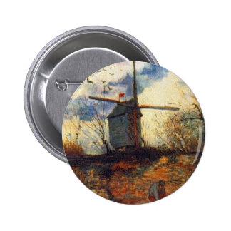 Le Moulin de la Galette Van Gogh Pin