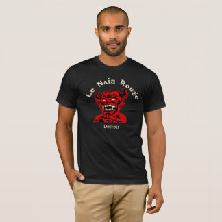 Le Nain Rouge - Detroit Red Demon T-Shirt