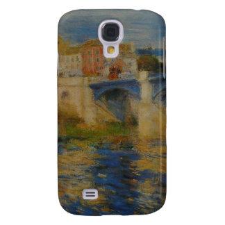 Le Pont de Chatou - Pierre-Auguste Renoir 1875 Samsung Galaxy S4 Case