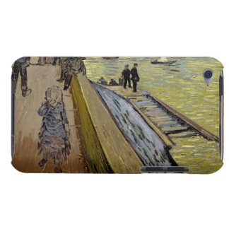 Le Pont de Trinquetaille in Arles, 1888 (oil on ca Barely There iPod Case