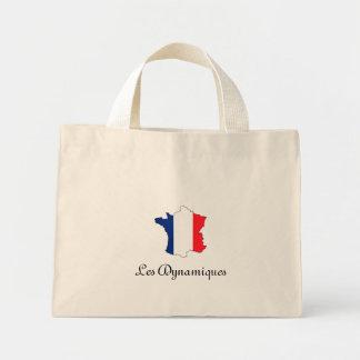 "Le sac ""Les dynamiques"" Mini Tote Bag"