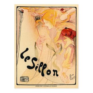 le Sillon Belgium Postcard