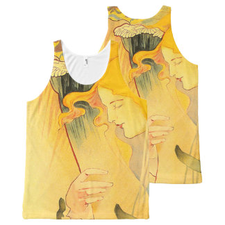 le sippon 2 All-Over print singlet