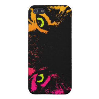 Le Tigre iPhone 5/5S Covers
