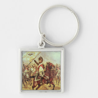 'Le Trophee', 1806, 4th Dragoon Regiment, 1898 Key Chains