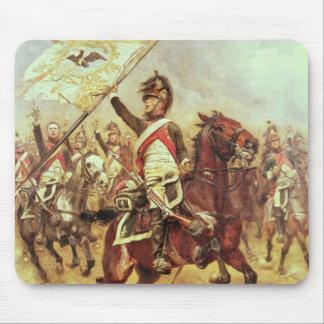 'Le Trophee', 1806, 4th Dragoon Regiment, 1898 Mouse Pad