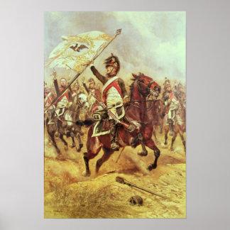 'Le Trophee', 1806, 4th Dragoon Regiment, 1898 Posters
