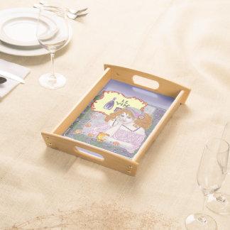 Le Vin tray