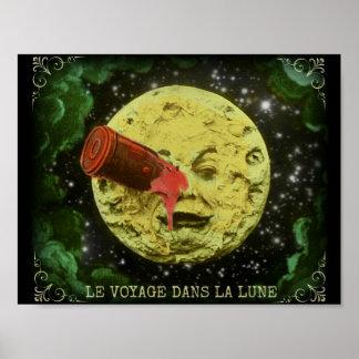 Le Voyage dans la Lune Poster