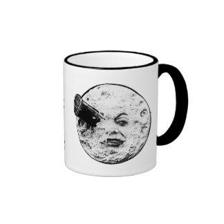 Le voyage dans there lune ringer mug