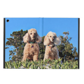 Leach - Poodles - Romeo Remy Case For iPad Air