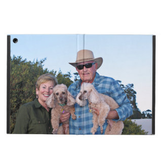 Leach - Poodles - Romeo Remy Cover For iPad Air