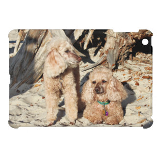 Leach - Poodles - Romeo Remy Cover For The iPad Mini
