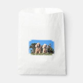 Leach - Poodles - Romeo Remy Favour Bag