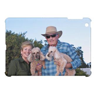 Leach - Poodles - Romeo Remy iPad Mini Cover