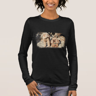 Leach - Poodles - Romeo Remy Long Sleeve T-Shirt