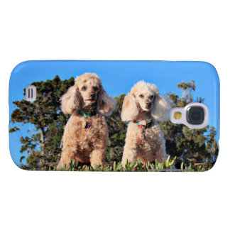 Leach - Poodles - Romeo Remy Samsung Galaxy S4 Covers