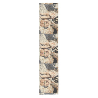 Leach - Poodles - Romeo Remy Short Table Runner