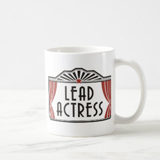 Lead Actress Coffee Mug