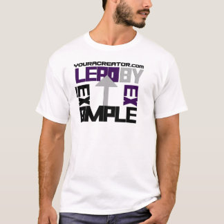 LEAD BY EXAMPLE (YRAC) T-Shirt