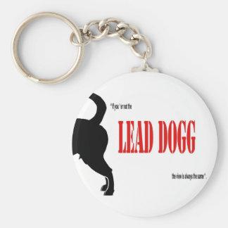 LEAD DOGG KEY RING