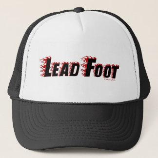 Lead Foot Trucker Hat