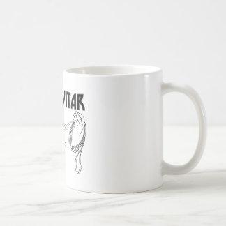 Lead Guitar Coffee Mug