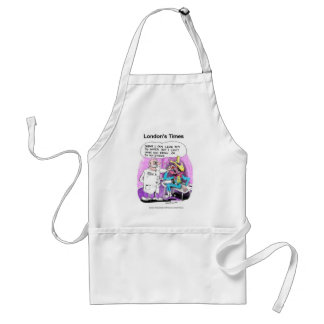 Lead Horse 2 Water Funny Tees Gifts Collectibles Adult Apron
