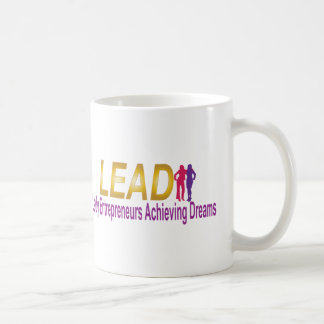 Lead, Lady Entrepreneurs Achieving Dreams Mug