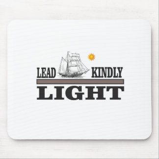 lead light of glory mouse pad