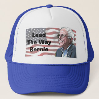 Lead the Way Bernie Sanders Baseball Cap