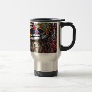Leadenhall Market London Travel Mug