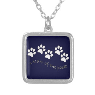 Leader of the Pack Dog Lover's Pendants