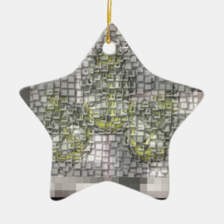 Leadership is not hard to Find Ceramic Star Decoration