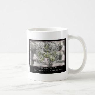 Leadership is not hard to Find Coffee Mug