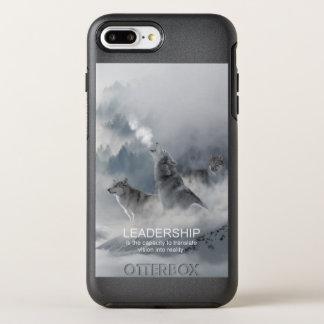 leadership motivational inspirational quote OtterBox symmetry iPhone 8 plus/7 plus case