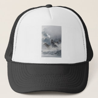 leadership motivational inspirational quote trucker hat