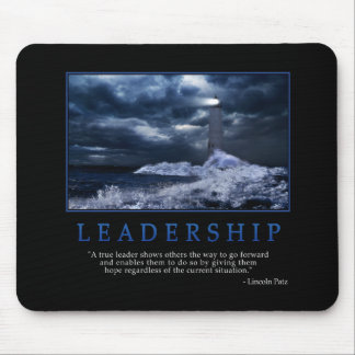 Leadership Mousepad