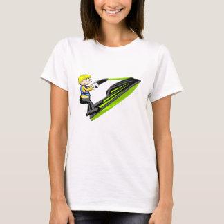 Leading a Jet Ski T-Shirt