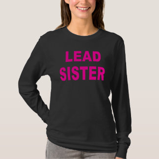 LeadSister.com Hot Pink T-Shirt
