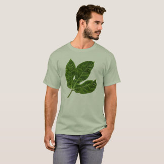 Leaf 07 - WB COLOR T-Shirt
